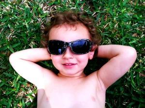 Eli sunglasses April 2013