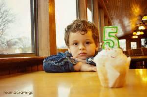 Eli 5 Birthday 1